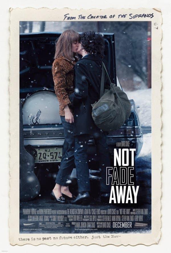 Not Fade Away Final Poster