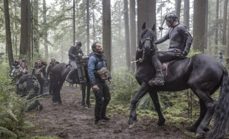 Dawn of the Planet of the Apes Jason Clarke Andy Serkis