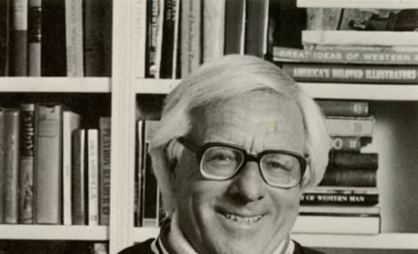 Ray Bradbury, Celebrated Sci-Fi Author, Dies at 91