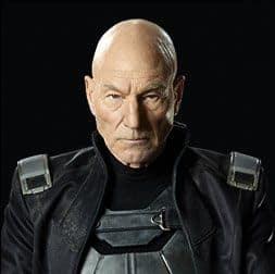 X-Men Days of Future Past Star Patrick Stewart
