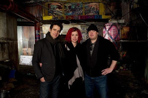 Tom Tykwer, Lana and Andy Wachowski Cloud Atlas