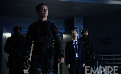 Fantastic Four Miles Teller Photo