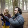 Peter Jackson Directs in the Woods
