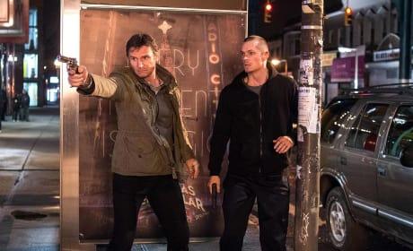 Liam Neeson Joel Kinnaman Run All Night