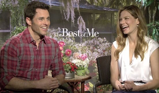 James Marsden Michelle Monaghan Photo