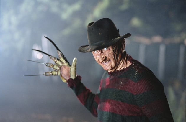 Freddy Kruger A Nightmare on Elm Street