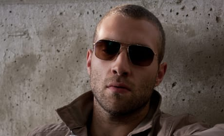 Jai Courtney in Jack Reacher