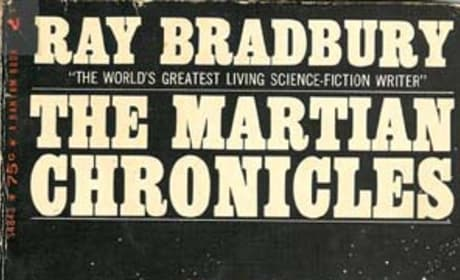 Paramount Pictures Acquires Rights to The Martian Chronicles