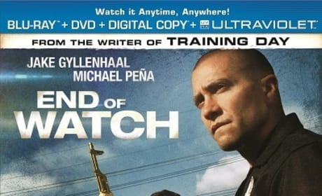 End of Watch DVD Review: Jake Gyllenhaal Lays Down the Law