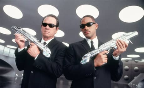 Men in Black are Coming Back