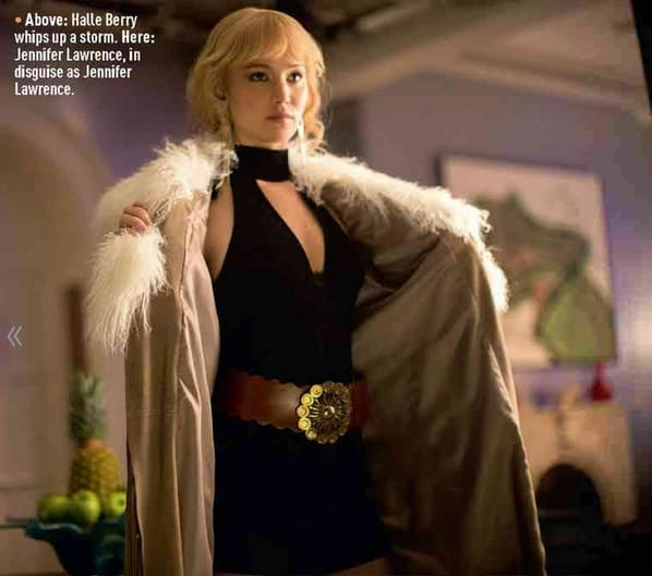 X-Men Days of Future Past Jennifer Lawrence Is Mystique