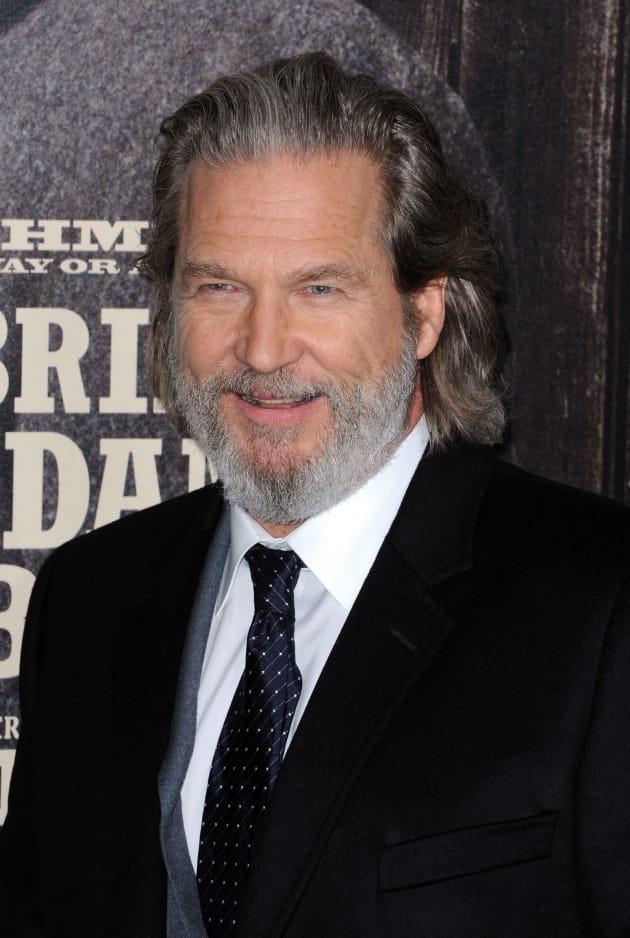 Oscar Winner Jeff Bridges