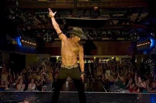 Matthew McConaughey Stars in Magic Mike