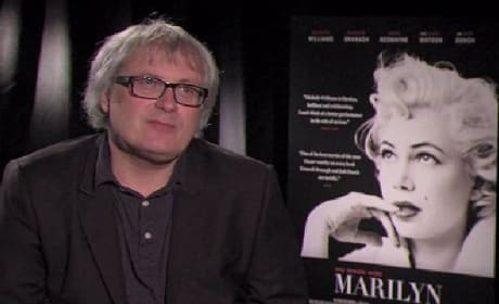 My Week with Marilyn Exclusive: Director Simon Curtis on Monroe and Michelle Williams