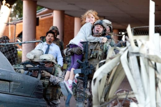 Saving the Civilians