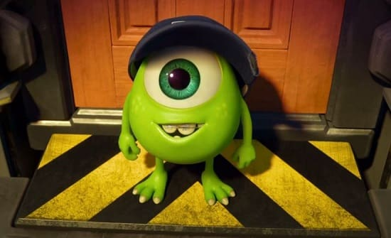 Monsters University Star Billy Crystal is Mike