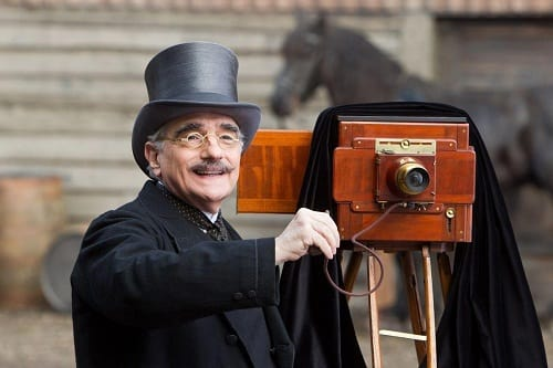 Martin Scorsese Directs Hugo