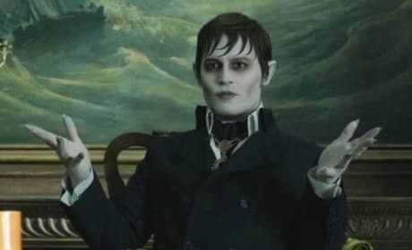 Dark Shadows Photos: Johnny Depp's Many Faces