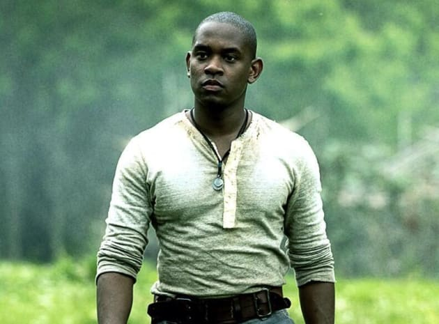The Maze Runner Aml Ameen