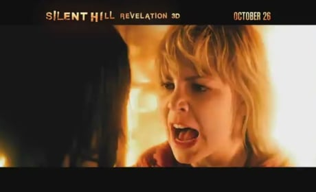 Silent Hill: Revelation 3D TV Spot Debuts
