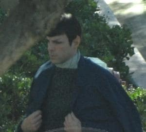 Spock Photo