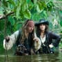 Depp and Cuz in the Swamp