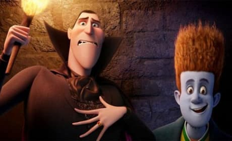 Hotel Transylvania Clip: Hold This Bacon
