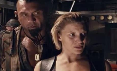 Riddick Trailer: Time's Up!