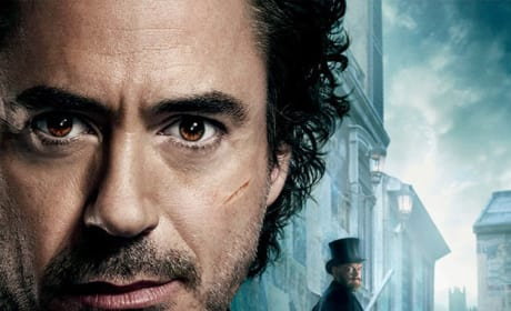 Sherlock Holmes Posters Debut