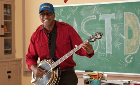 Jaleel White Plays Mr. Todd in Judy Moody and the Not Bummer Summer