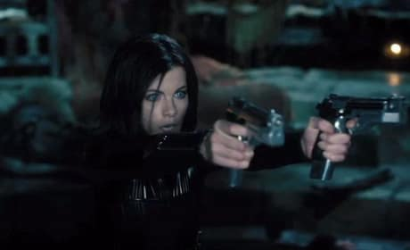 Underworld Awakening Stars Kate Beckinsale as Selene