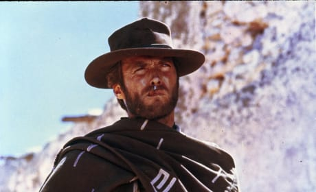 The Man With No Name Clint Eastwood