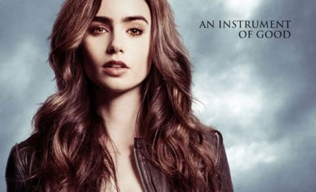 The Mortal Instruments: City of Bones Character Posters Drop
