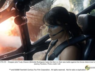 Michelle Rodriguez as Trudy Chacon