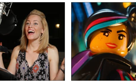 The LEGO Movie Elizabeth Banks