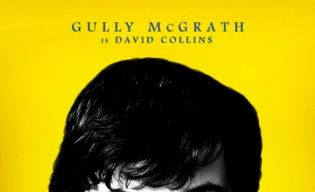 Dark Shadows Gully McGrath Character Poster