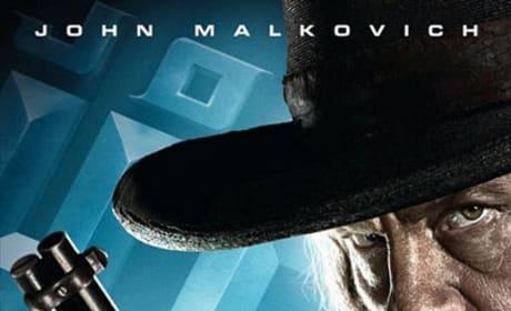 Jonah Hex John Malkovich Poster