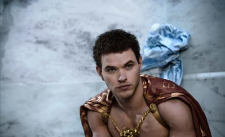 Kellan Lutz as Poseidon