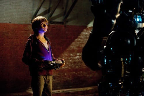 Dakota Goyo in Real Steel
