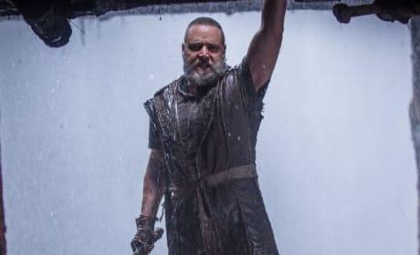 Noah Stars Russell Crowe as Noah