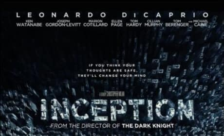 Inception Alternate Poster