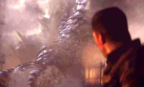 Godzilla TV Spot: I Can't Believe This Is Happening