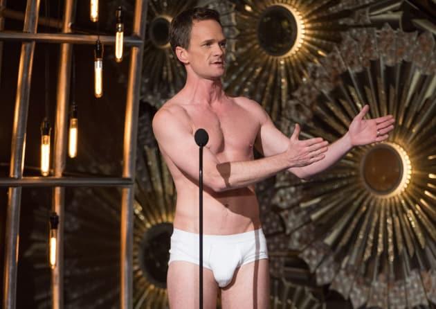 Neil Patrick Harris In His Underwear