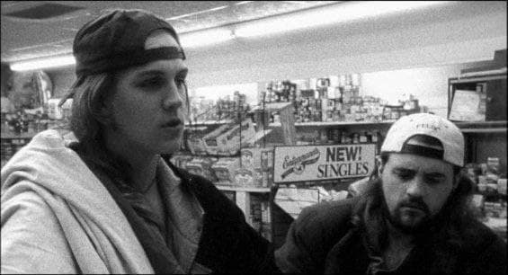Jay and Silent Bob Shopping
