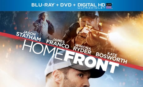 Homefront DVD Review: Jason Statham Has His Best Movie!