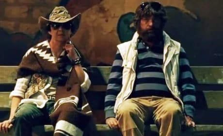 Ken Jeong Zach Galifiankis The Hangover Part III