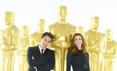 Oscar Watch: Anne Hathaway/James Franco Are No Ricky Gervais