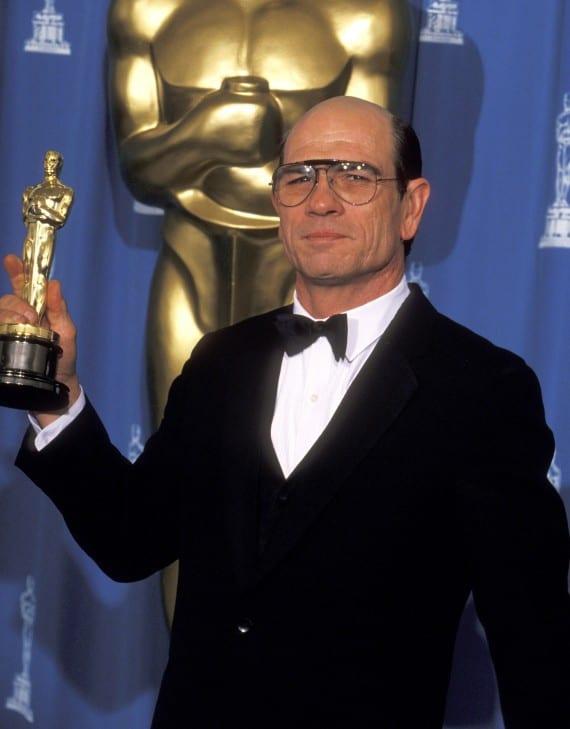 Tommy Lee Jones Wins Oscar