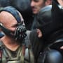 The Dark Knight Rises Bane Batman Set Photo