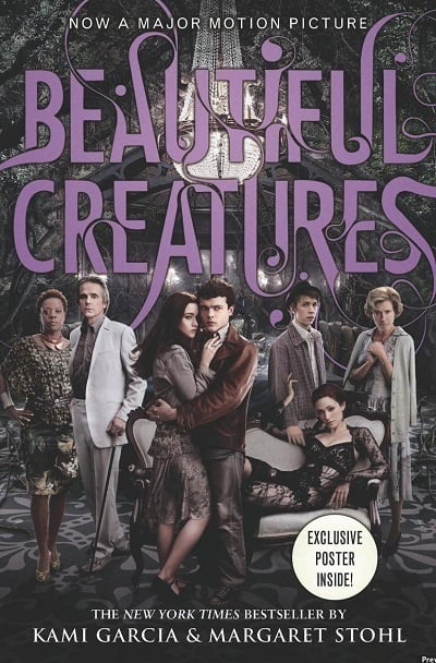 Beautiful Creatures Book Cover